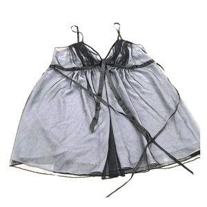 Victoria's Secret chemise Size medium